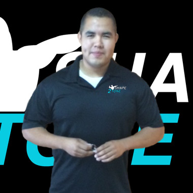 Jacob Lopez - Shape2Tone Orange CA Personal Trainer